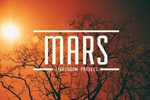 MARS 8 Redscale LR Presets + TOOLKIT