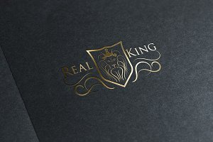 Real King Logo