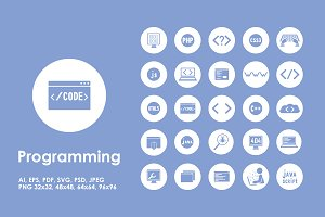 Programming icons