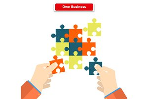 Creating or Building Own Business