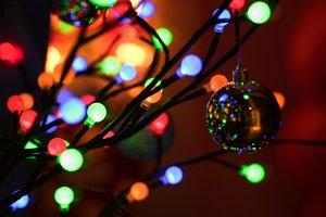 Christmas tree illumination 2