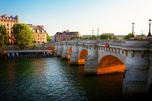 Pont Neuf, Paris, France