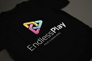 Endless Play Logo Template
