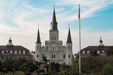 St Louis Cathedral - French Quarter