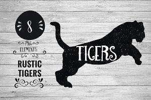 Rustic Tigers