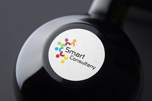 Smart Consultany Logo Template