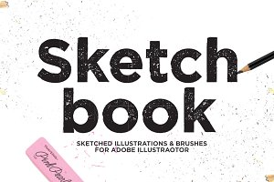 Sketchbook - Vector Brush Kit