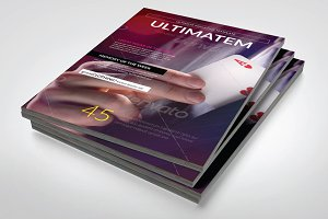 Indesign Ultimatem 32 Pages