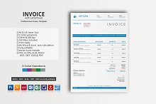 InDesign business card