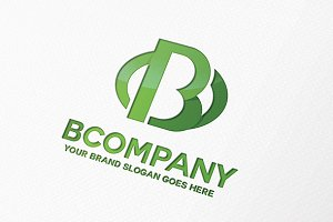 B Letter Company Logo