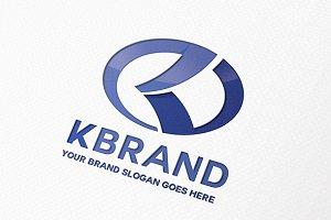K Letter Brand logo