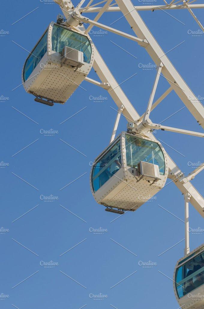 Ferris wheel cabinet.jpg - Arts & Entertainment