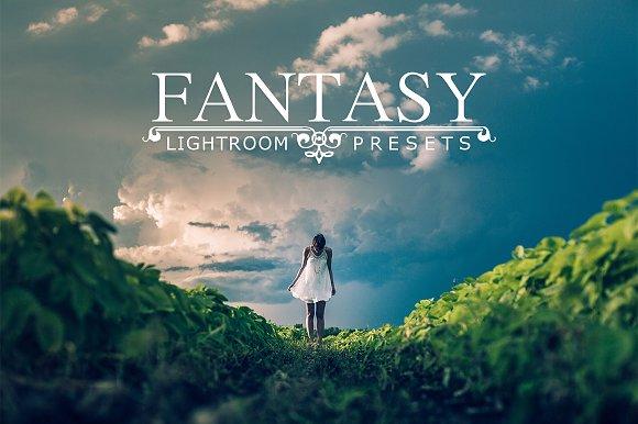 Fantasy Lightroom Presets Actions Creative Market
