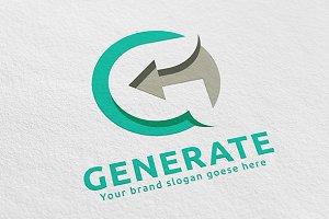 Generate Letter G Logo