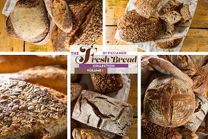 The Fresh Bread collection