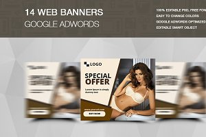Special Offer - Web Banners