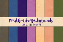 Marble-Like Backgrounds
