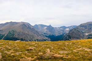 Mountainside Panoramic