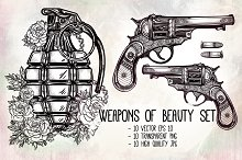 Weapons Of Beauty Set