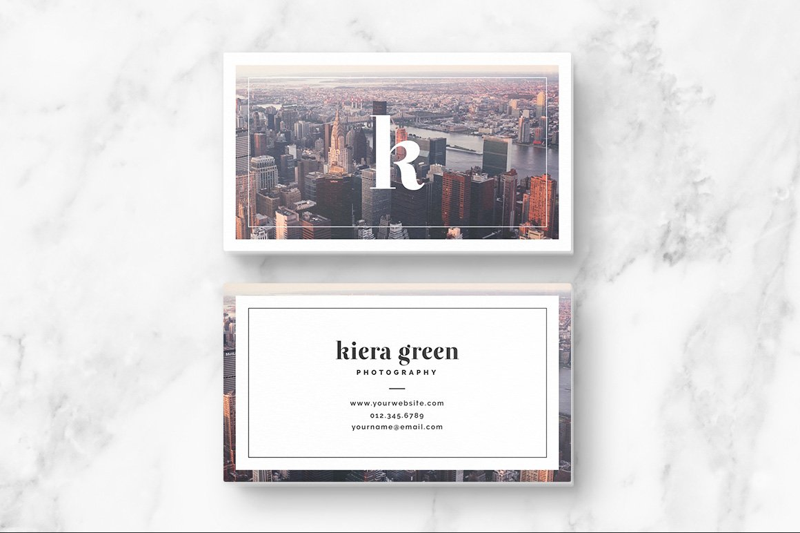The beginners guide to branding creative market business card template shutter reheart Choice Image