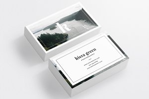 Business Card Template | Shutter