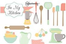Kitchen Clipart & Vectors