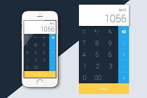 Calculator User Interface