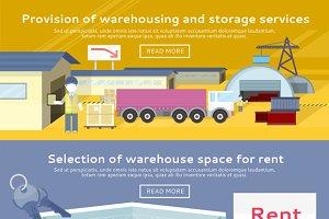 Warehouse Storage Service Product