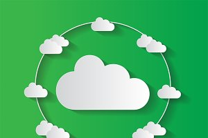 Cloud computing technology green