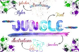 Jungle +Extra Limited Time %50 Off