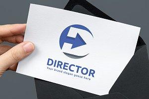 Director Letter D Logo