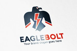 Eagle Bolt Logo