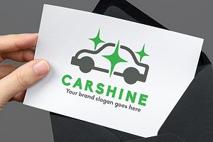 Car Shine Logo