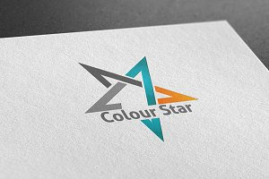 Clour Star Logo