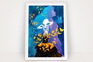 Cinderella - Poster Graphic