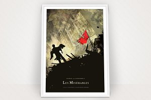 Les Miserables Poster Graphic