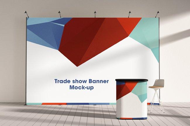 Booth mockup Photos, Graphics, Fonts, Themes, Templates ~ Creative