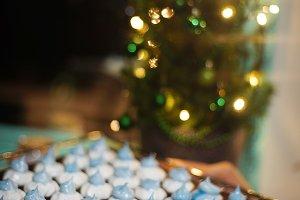 winter cookies home Lights
