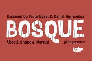 Bosque Family