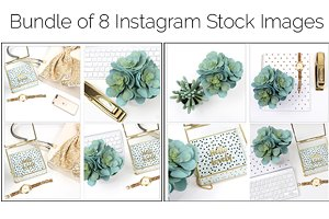Bundle Instagram Styled Stock Photos
