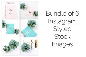 Instagram Bundle Styled Stock Photos