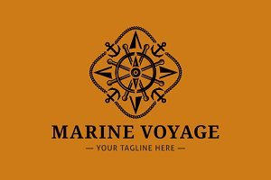 Marine Voyage logo