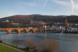 Autumnal Heidelberg 3