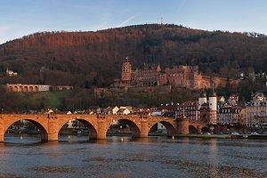 Autumnal Heidelberg