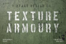 Texture Armoury - Vintage Resources