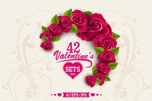 Valentine's Day Sets - Vol 1