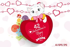 Valentine's Day Sets - Vol 2
