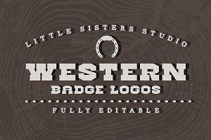 Western Logos