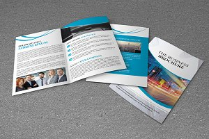 Bifold Business Brochure Vol 13