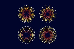 Party and holiday event firework